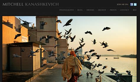best photography websites the best photographer portfolio websites for inspiration