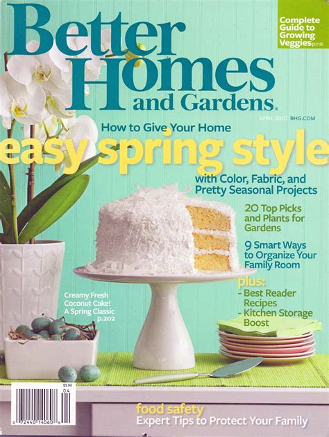 free better homes and gardens subscription home design