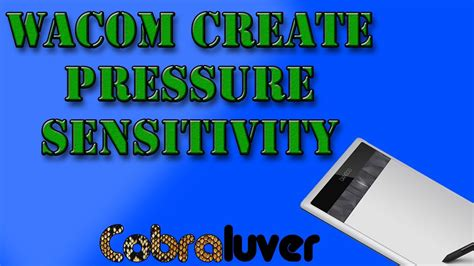 construct 2 touch tutorial wacom bamboo create pen touch tablet pressure tutorial