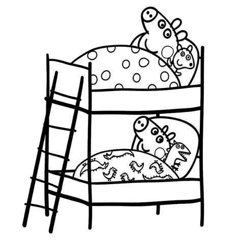 leuk voor kids in the bunk bed