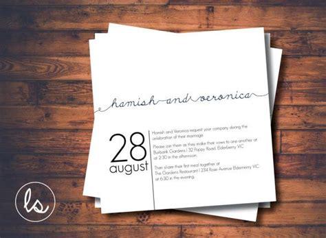 square wedding invitations postage white scribble square wedding invitation diy printable