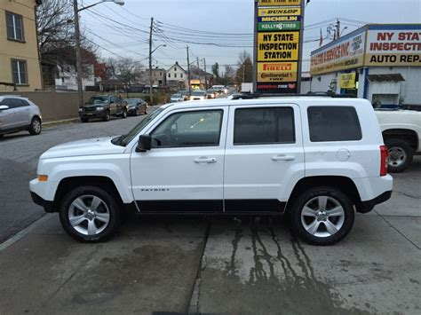 used jeep patriot used 2012 jeep patriot sport suv 8 990 00