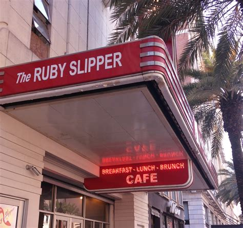 ruby slipper in new orleans breakfast in new orleans biscuits and ruby slippers