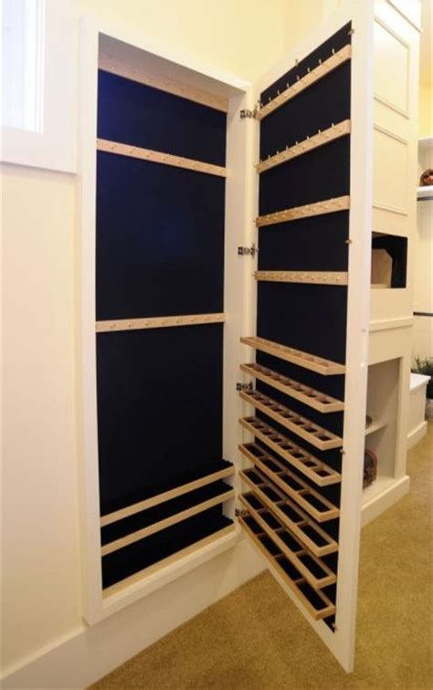 In Wall Gun Cabinet by 25 Best Ideas About Small Master Closet On Pinterest