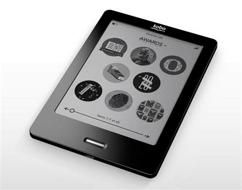 what ebook format does kobo use kobo ereader touch gadgetsin