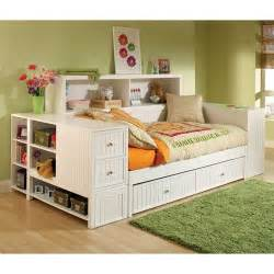 Diy Bookshelf Daybed Hillsdale Furniture 1604dbt Daybed And Trundle