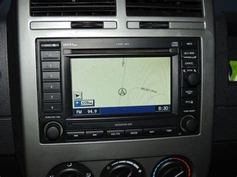 Jeep Patriot Gps Sell Used 2007 Jeep Patriot Limited 4wd With Navigation