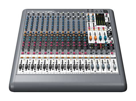 Mixer Audio Behringer 16 Chanel behringer xenyx xl1600 16 channel mixer zzounds