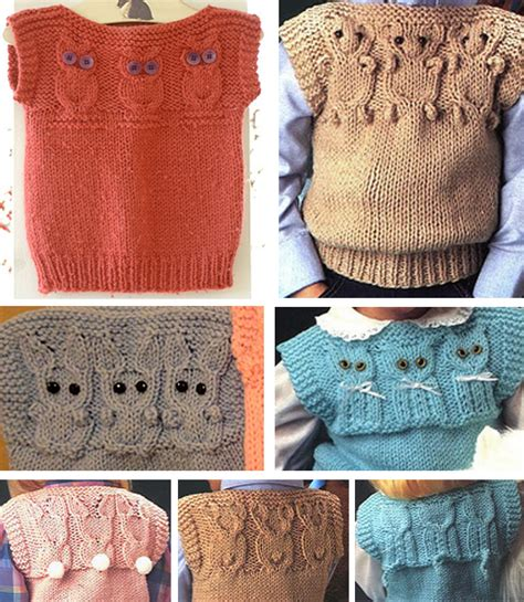 knit animal sweater pattern cable creatures knitting patterns in the loop knitting