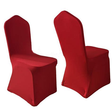 Universal spandex chair covers for weddings decoration party chair covers banquet dining chair