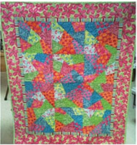 Fabric Krazy Quilt Shop by Kwik Krazy Quilt