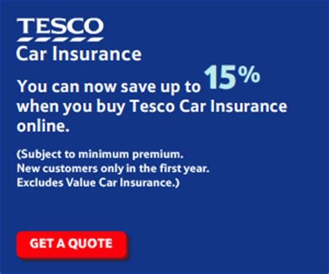 Mary Blog: Tesco Finance Car Insurance