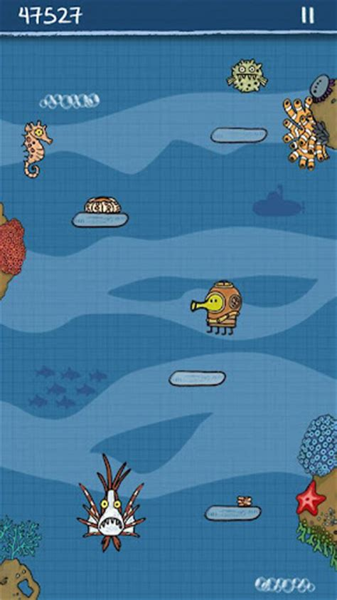 doodle jump le jeu test du jeu doodle jump sur android jeuxvideo