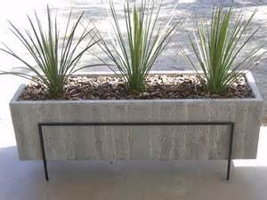 Ideas Design For Cement Planters Concept The World S Catalog Of Ideas