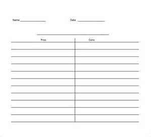 blank chart template printable blank t charts templates pictures to pin on