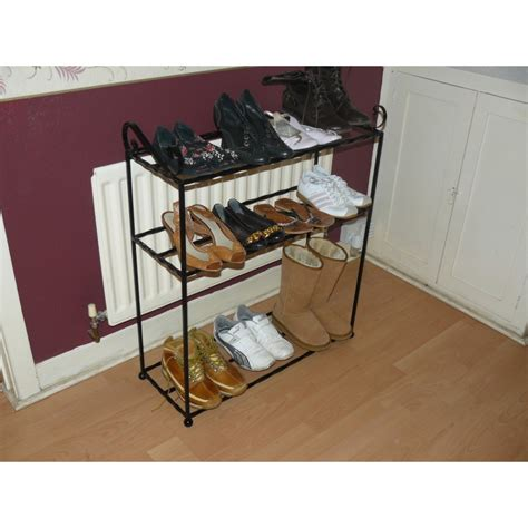 boot shoe rack storage wellington boot holders storage unit