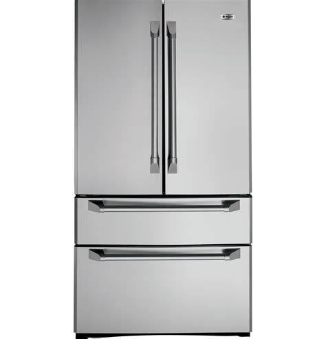 2 Door 2 Drawer Fridge Freezer by Ge Monogram 174 20 6 Cu Ft Door Two Drawer Free