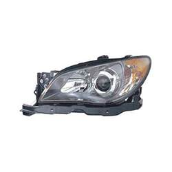 Subaru Headlight Replacement Replace 174 Subaru Impreza With Factory Halogen Headlights