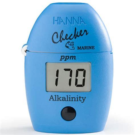 hi 755 seawater marine alkalinity colorimeter checker 174 hc