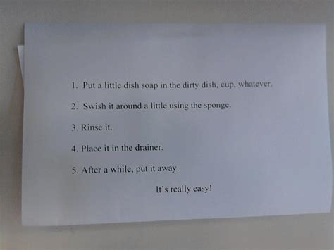 Office refrigerator etiquette signs for pinterest