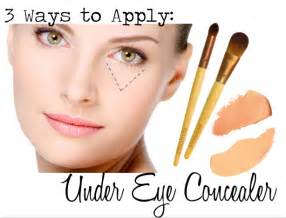 3 Ways To Apply Under Eye Concealer Ecotools Blog