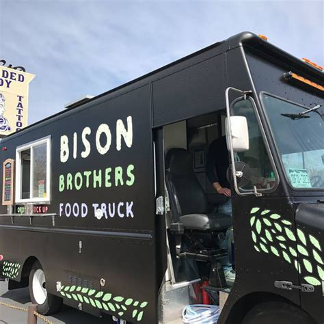 bison food bison brothers food truck colorado springs food trucks roaming hunger