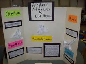 How To Make Paper Science Project - science fair the fantastic 5