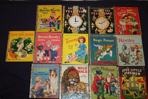 childrens books collectors weekly variety of little golden books collectors weekly
