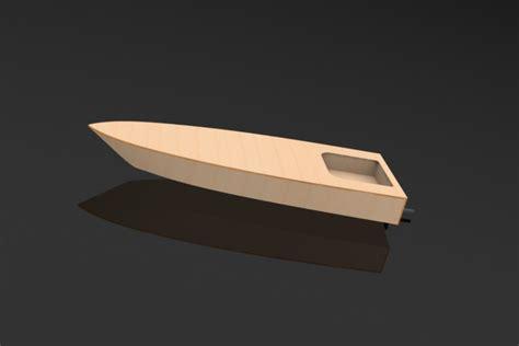solidworks tutorial boat rc boat solidworks stl 3d cad model grabcad