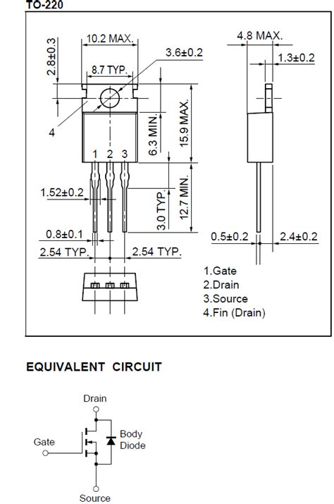 transistor fet doc transistor fet pdf 28 images rqk0603cgdqa pdf datasheet pinout silicon n channel mos fet