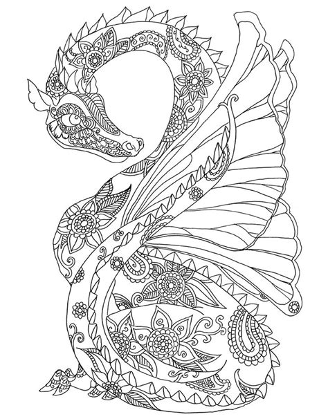 snake mandala coloring pages 263 best images about colouring dragons lizards