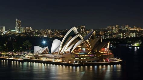Opera House Sydney by Sydney Opera House Wallpapers Wallpaper Cave