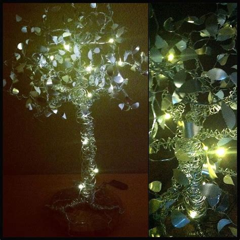 wire tree with lights wire tree with led lights by etodorut on deviantart