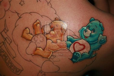 tattoo care help tattoo care bears 3 by lucy108 on deviantart