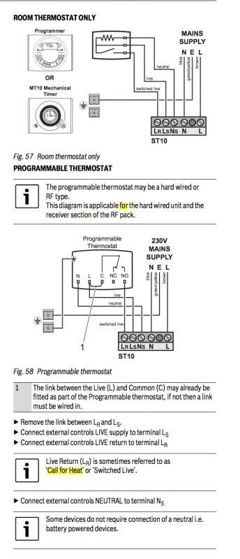 heat only thermostat wiring diagram air conditioning