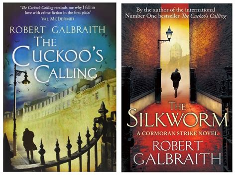 the calling books robert galbraith s cormoran strike novels fantastic