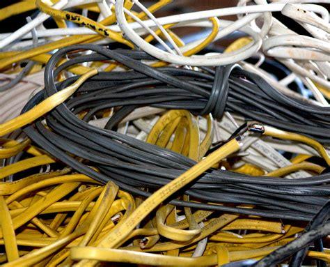 cable wire price scrap prices romex wire the scrap post