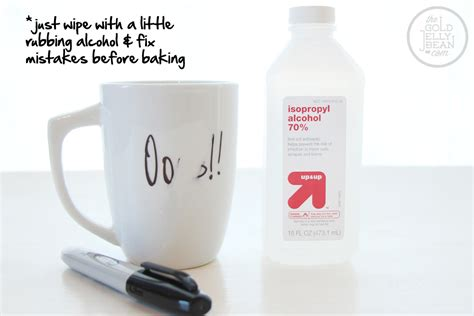 sharpie mug diy marker pen design how to do it leannes blog use rubbing alcohol to remove permanent marker from mugs
