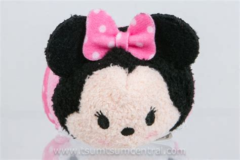Gamis Tsum Tsum Pink minnie mouse pink mickey friends at tsum tsum central