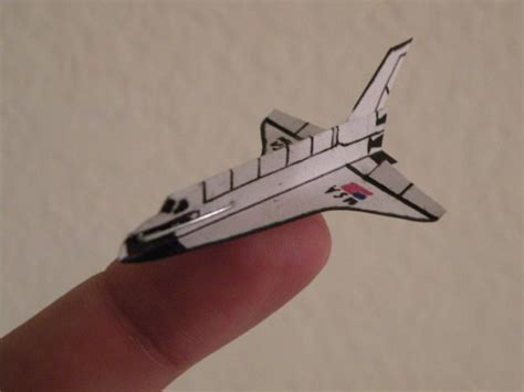 How To Make A Paper Space Shuttle - paper space shuttle template pics about space