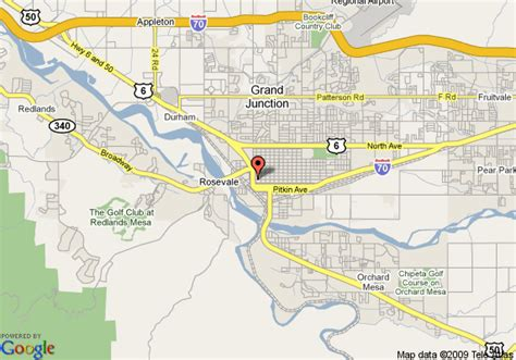 zip code map grand junction co grand junction colorado map my blog