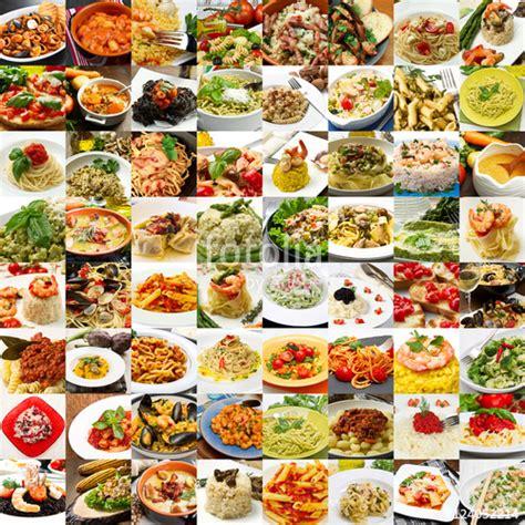 cucina italiana piatti quot collage di differenti primi piatti della cucina italiana