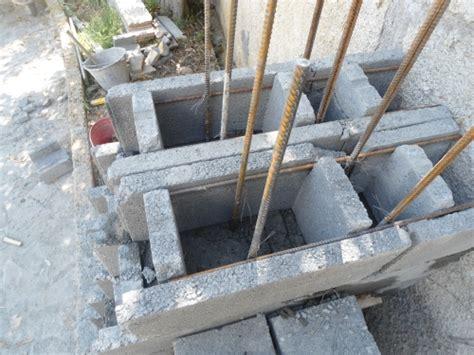 Costruire Muro Blocchi Cemento by Costruzione Secondo Muro Di Controspinta