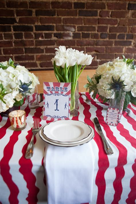 Red, White, and Blue Wedding Ideas {Eclectic}   Every Last