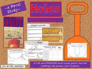 Holes Book Report Ideas Quot Holes Quot By Louis Sachar Is A Newbery Award Winning Book
