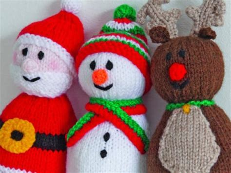 10 christmas knitting patterns for you to make the