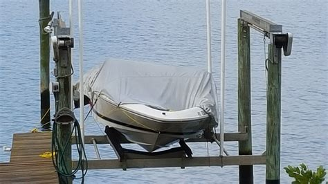 boat lift uneven new boat uneven on lift help the hull truth boating