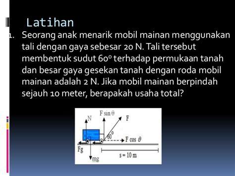 Berapakah Multimeter usaha dan energi power point martha