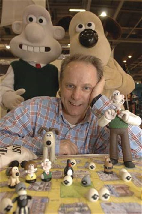 Creature Comforts Nick Park by Nick Park Biography Animator Writer Producer
