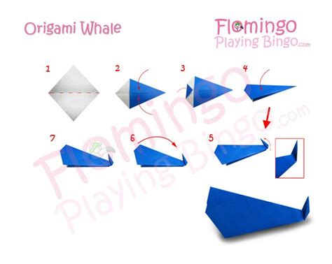 Whale Origami - 193 best images about summer on see best